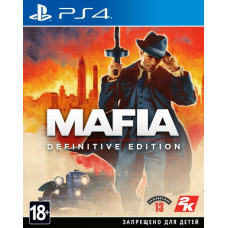 Mafia. Definitive Edition [PS4, русская версия]