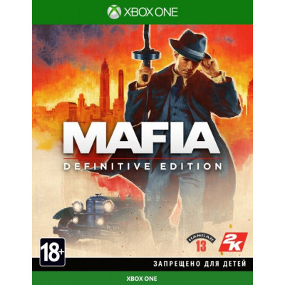 Игра для Xbox One Mafia. Definitive Edition (русская версия)