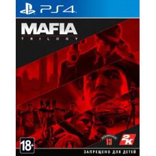 Mafia. Trilogy [PS4, русские субтитры]