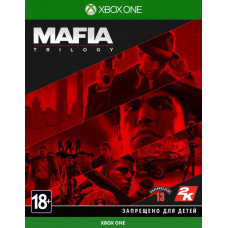 Mafia. Trilogy [Xbox One, русские субтитры]