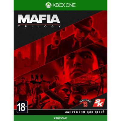 Игра для Xbox One Mafia. Trilogy (русские субтитры)