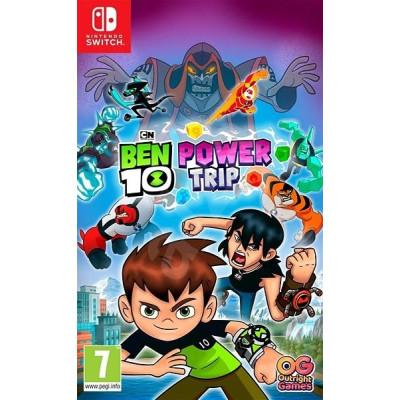 Игра для Nintendo Switch Ben 10: Мощное Приключение (русские субтитры)
