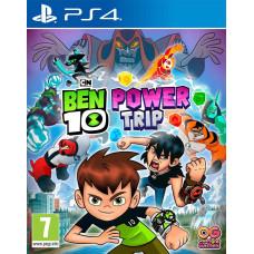 Ben 10: Мощное Приключение [PS4, русские субтитры]