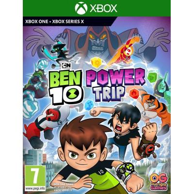 Игра для Xbox One Ben 10: Мощное Приключение (русские субтитры)