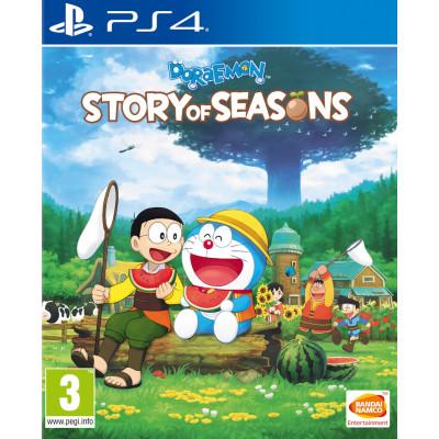 Игра для PlayStation 4 Doraemon Story of Seasons