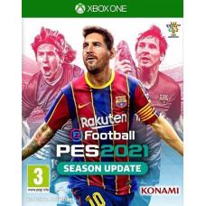 eFootball PES 2021 Season Update [Xbox One, русские субтитры]