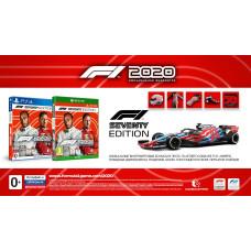 F1 2020. Издание к 70-летию [Xbox One, русские субтитры]