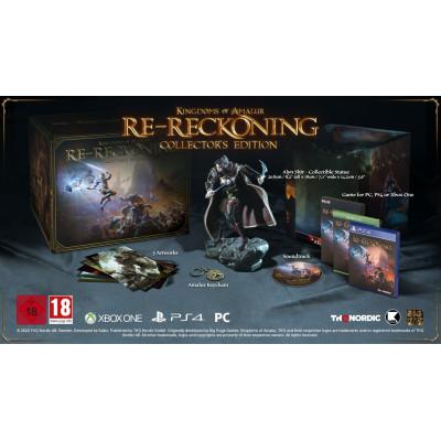 Игра для PC Kingdoms of Amalur Re-Reckoning. Коллекционное издание (русские субтитры)