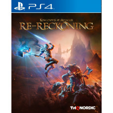 Kingdoms of Amalur Re-Reckoning [PS4, русские субтитры]