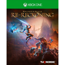 Kingdoms of Amalur Re-Reckoning [Xbox One, русские субтитры]