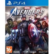 Мстители Marvel [PS4, русская версия]