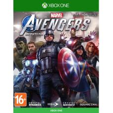 Мстители Marvel [Xbox One, русская версия]