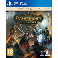 Pathfinder: Kingmaker. Definitive Edition [PS4, русские субтитры]