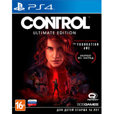 Control. Ultimate Edition [PS4, русские субтитры]