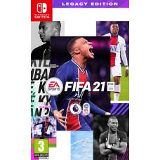 FIFA 21. Legacy Edition [NS, русская версия]