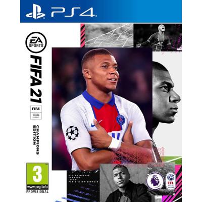 Игра для PlayStation 4 FIFA 21 (русская версия)