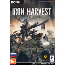 Iron Harvest. Издание первого дня [PC, русская версия]