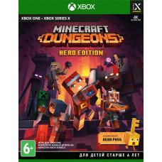 Minecraft Dungeons. Hero Edition [Xbox One, русские субтитры]