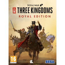 Total War: Three Kingdoms. Royal Edition (код загрузки, без диска) [PC, русская версия]