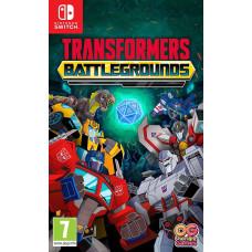 Transformers: Battlegrounds [NS, русские субтитры]