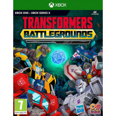 Transformers: Battlegrounds [Xbox One, русские субтитры]