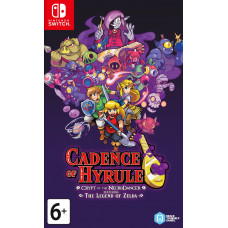 Cadence of Hyrule: Crypt of the NecroDancer [NS, английская версия]