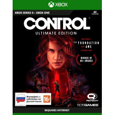 Control. Ultimate Edition [Xbox One/Series X, русские субтитры]