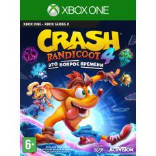 Crash Bandicoot 4: Это Вопрос Времени [Xbox One, русские субтитры]