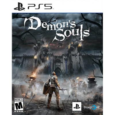 Игра для PS5 Demon's Souls (русские субтитры)