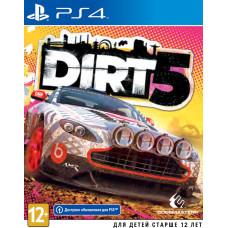 Dirt 5 [PS4, английская версия]