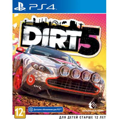 Игра для PlayStation 4 Dirt 5 (английская версия)