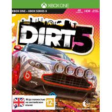 Dirt 5 [Xbox One/Serie X, английская версия]