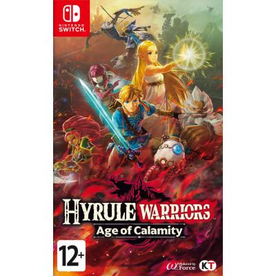Игра для Nintendo Switch Hyrule Warriors: Age of Calamity (английская версия)