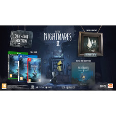 Little Nightmares II. Издание 1-го дня [Xbox One, русские субтитры]