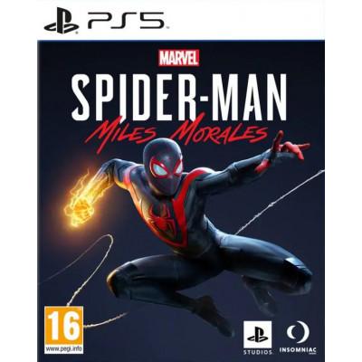 Игра для PS5 Marvel Человек-Паук: Майлз Моралес (русская версия)
