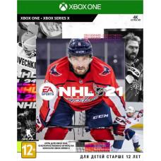 NHL 21 [Xbox One, русские субтитры]