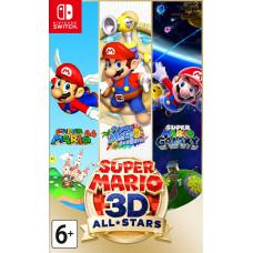 Super Mario 3D All-Stars [NS, английская версия]