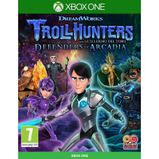 Trollhunters: Defenders of Arcadia [Xbox One, русские субтитры]
