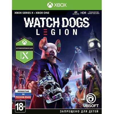 Игра для Xbox One Watch Dogs: Legion (русская версия)
