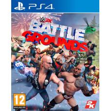 WWE 2K Battlegrounds [PS4, английская версия]