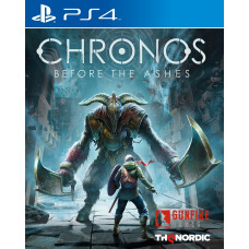 Chronos: Before the Ashes [PS4, русские субтитры]