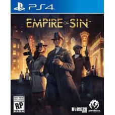 Empire of Sin. Издание первого дня [PS4, русские субтитры]