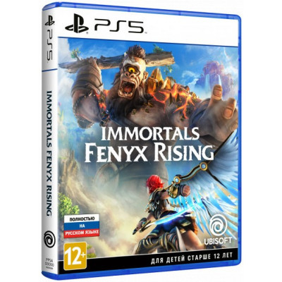 Игра для PlayStation 5 Immortals Fenyx Rising (русская версия)