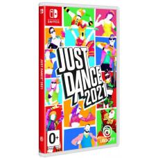 Just Dance 2021 [NS, русская версия]
