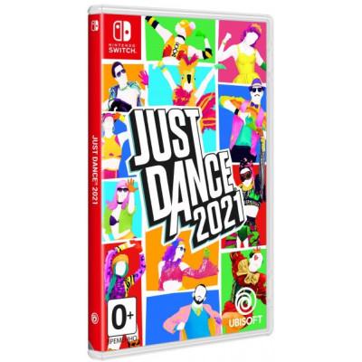 Игра для Nintendo Switch Just Dance 2021 (русская версия)