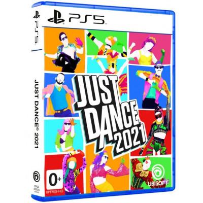 Игра для PS5 Just Dance 2021 (русская версия)