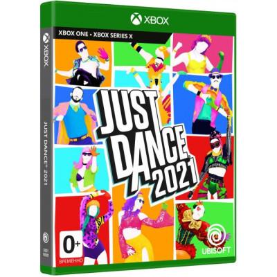 Игра для Xbox Just Dance 2021 (русская версия)