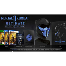 Mortal Kombat 11 Ultimate. Kollector's Edition [PS4, русские субтитры]
