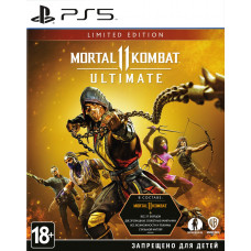 Mortal Kombat 11 Ultimate. Limited Edition [PS5, русские субтитры]