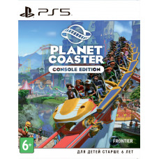 Planet Coaster Console Edition [PS5, английская версия]